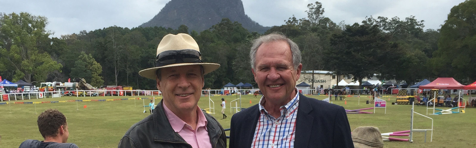 NBR Foundation Chairman welcomes Noosa Show
