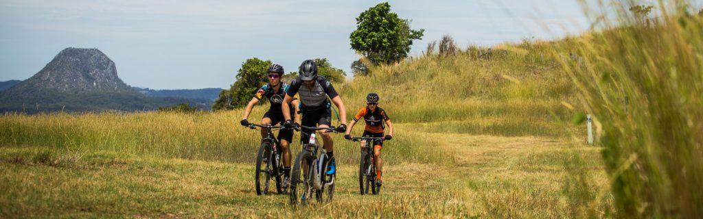 Hinterland trail upgrade Sunshine Coast