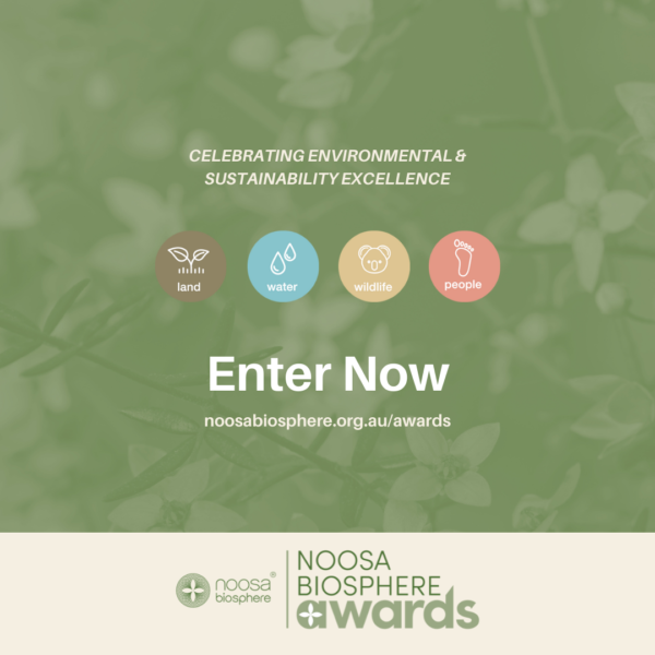 enter noosa biosphere awards